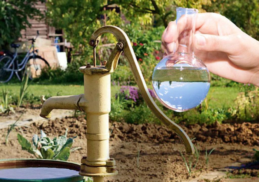анализ воды из скважин калининград