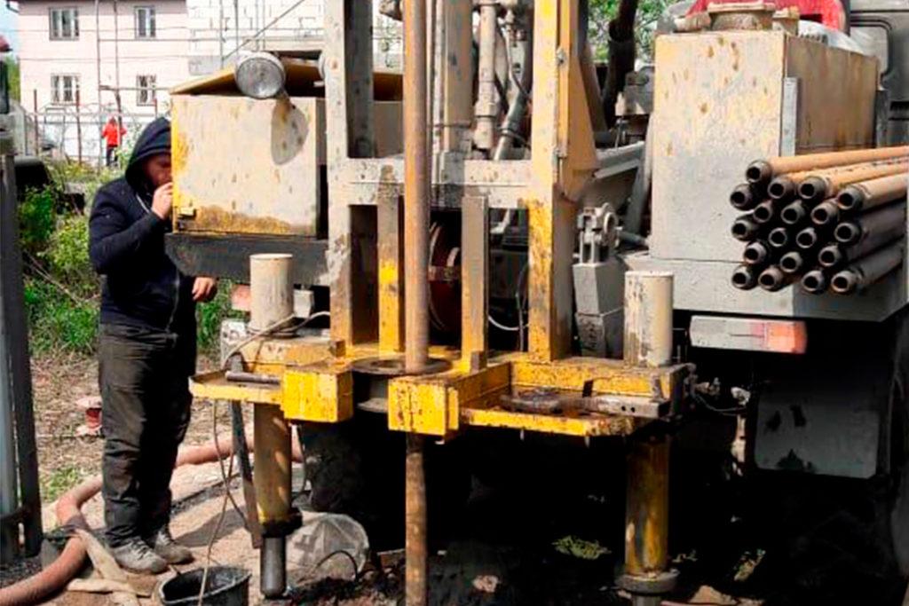 бурение скважин в калининграде