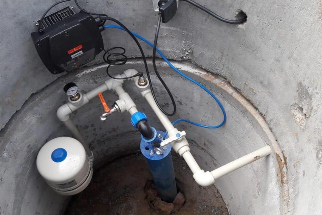 бурение скважин на воду в Калининграде